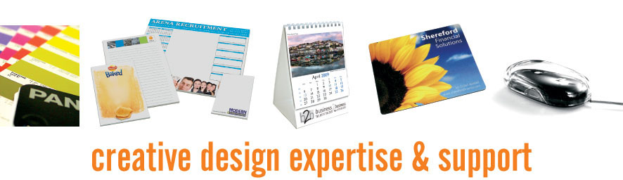 The Publicity Centre - Colour catalogues, business cards and letterheads.